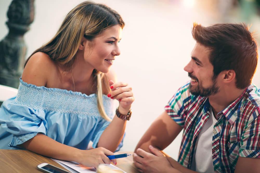 Online-Dating schlechte Manieren