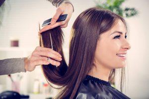 Friseur vor dem ersten Date