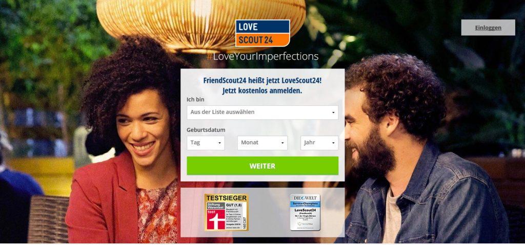 Lovescout24 Anmeldung