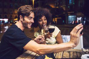 Mehr Beziehungen dank Online-Dating