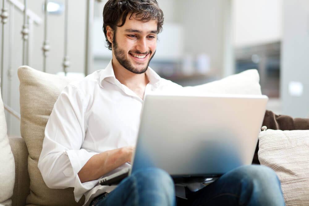 Online-Dating-Klammern