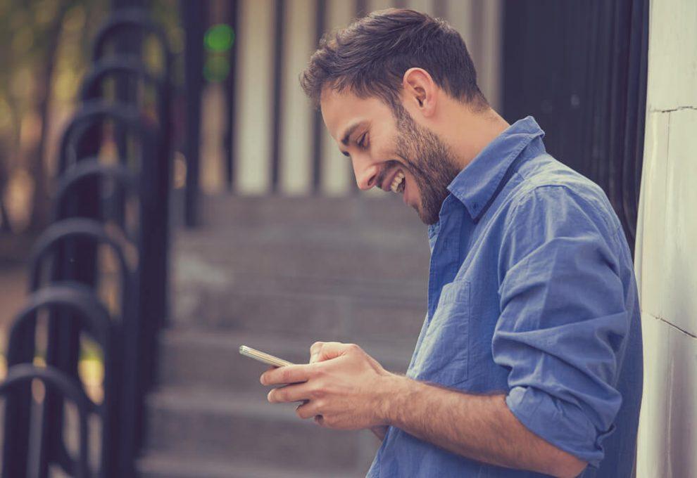 Dating-app für über 35